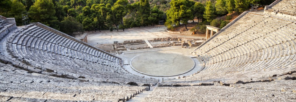 The Sanctuary of Epidaurus