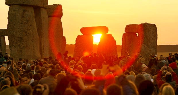 Happy Summer Solstice & Father's Day!